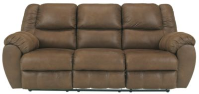 Ashley Quarterback Reclining Sofa