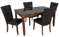 Ashley Lacey 5-Piece Dining Set