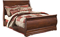 Ashley Wilmington Queen Sleigh Bed