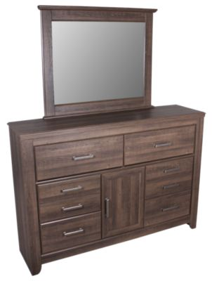 Ashley Juararo Dresser with Mirror