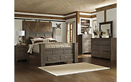 Ashley Juararo 4-Piece Queen Storage Bedroom Set