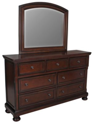 Ashley Porter Dresser with Mirror