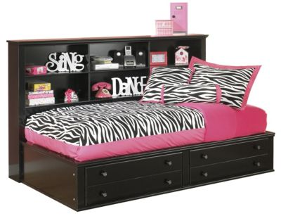 Ashley Jaidyn Twin Storage Bed