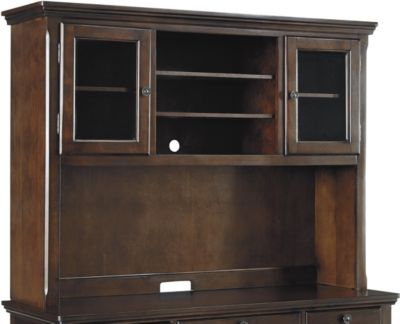 Ashley Porter Tall Hutch Top Only