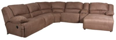 Ashley Hogan 6-Piece Reclining Sectional