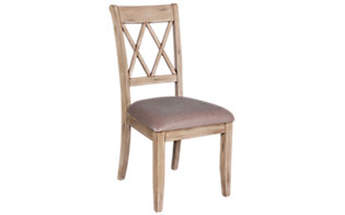 Ashley Mestler White Side Chair