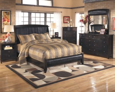Ashley Harmony 4-Piece Queen Bedroom Set