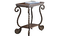 Ashley Rafferty Chairside Table