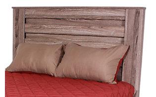 Ashley Zelen 4 Piece Queen Headboard Bedroom Set
