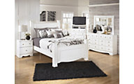 Ashley Weeki 4-Piece King Bedroom Set
