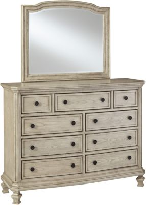Ashley Demarlos Dresser with Mirror