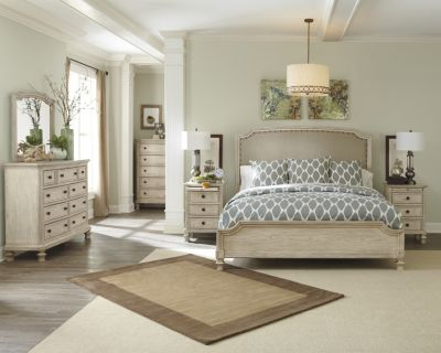 Ashley Demarlos 4-Piece King Bedroom Set