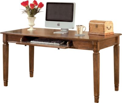 Ashley hamlyn desk homemakers furniture for Furniture xchange new jersey