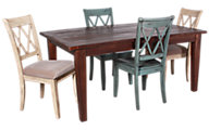 Ashley Mestler 5-Piece Dining Set
