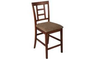 Ashley Cross Island Mission Counter Stool