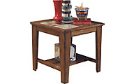 Ashley Toscana Square End Table
