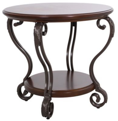 Ashley Nestor Round End Table
