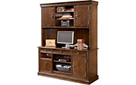 Ashley Hamlyn Credenza & Hutch