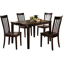 Hyland Dining Table & 4 Chairs