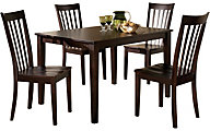 Ashley Hyland Table & 4 Chairs