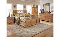 Ashley Bittersweet 4-Piece Queen Panel Bedroom Set