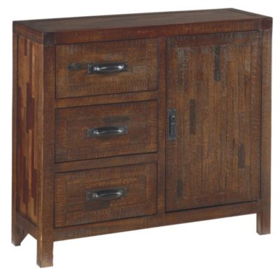 Ashley Vennilux Accent Cabinet