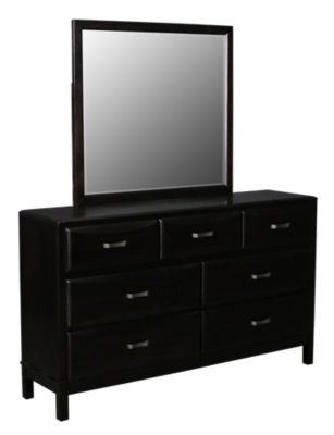 Ashley Kira Dresser with Mirror