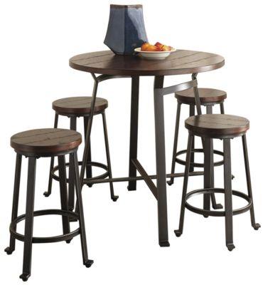 challiman table 1
