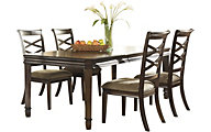 Ashley Hayley 5-Piece Dining Set
