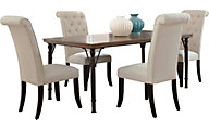 Ashley Tripton 5-Piece Dining Set