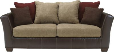 Ashley Sanya Microfiber Sofa