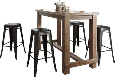 Ashley Pinnadel 5-Piece Counter Set