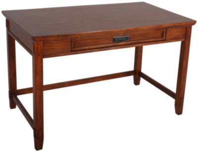 Ashley Cross Island Desk