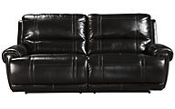 Ashley Paron Leather Reclining Sofa