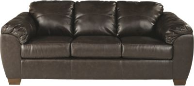 Ashley Franden Bonded Leather Full Sleeper