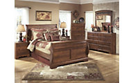 Ashley Timberline 4-Piece Queen Sleigh Bedroom Set