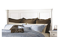 Ashley Prentice White Queen Headboard