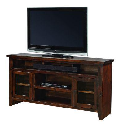 aspen alder grove 65 inch tv console homemakers furniture. Black Bedroom Furniture Sets. Home Design Ideas