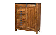 Aspen Rockland Sliding Door Chest