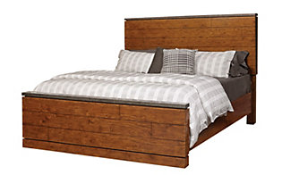 Aspen Rockland Queen Panel Bed