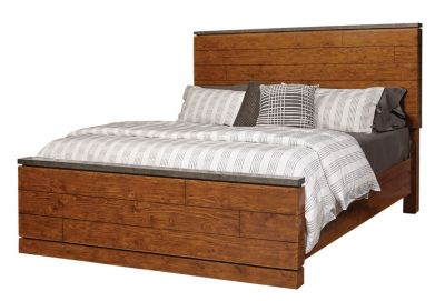 Aspen Rockland King Panel Bed