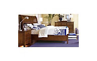 Aspen Cross Country Queen Bed/Dresser/Mirror/Nightstand