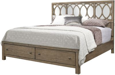 Aspen Tildon Queen Storage Bed