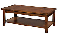 Aspen Grove Fruitwood Coffee Table
