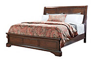 Aspen Bancroft California King Sleigh Bed