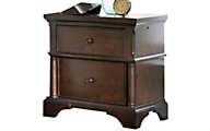Aspen Bancroft 2-Drawer Nightstand