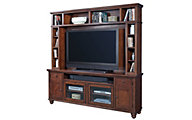 Aspen Cambridge TV Console & Hutch