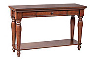 Aspen Cambridge Sofa Table