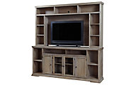 Aspen Canyon Creek TV Console & Hutch