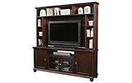 Aspen Casual Traditional TV Console & Hutch